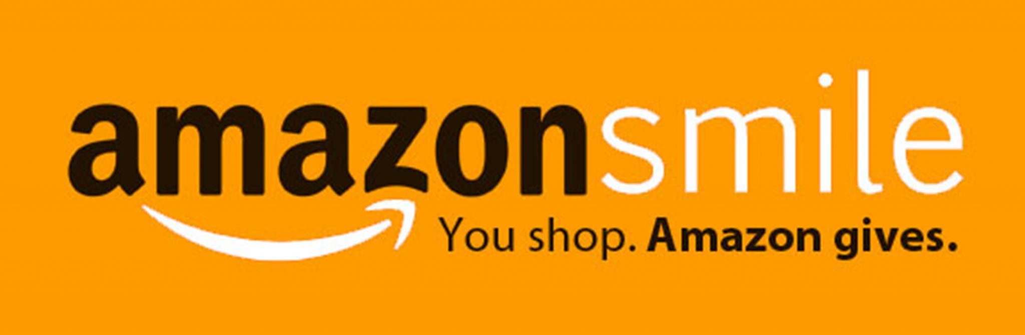 Amazon smile badge