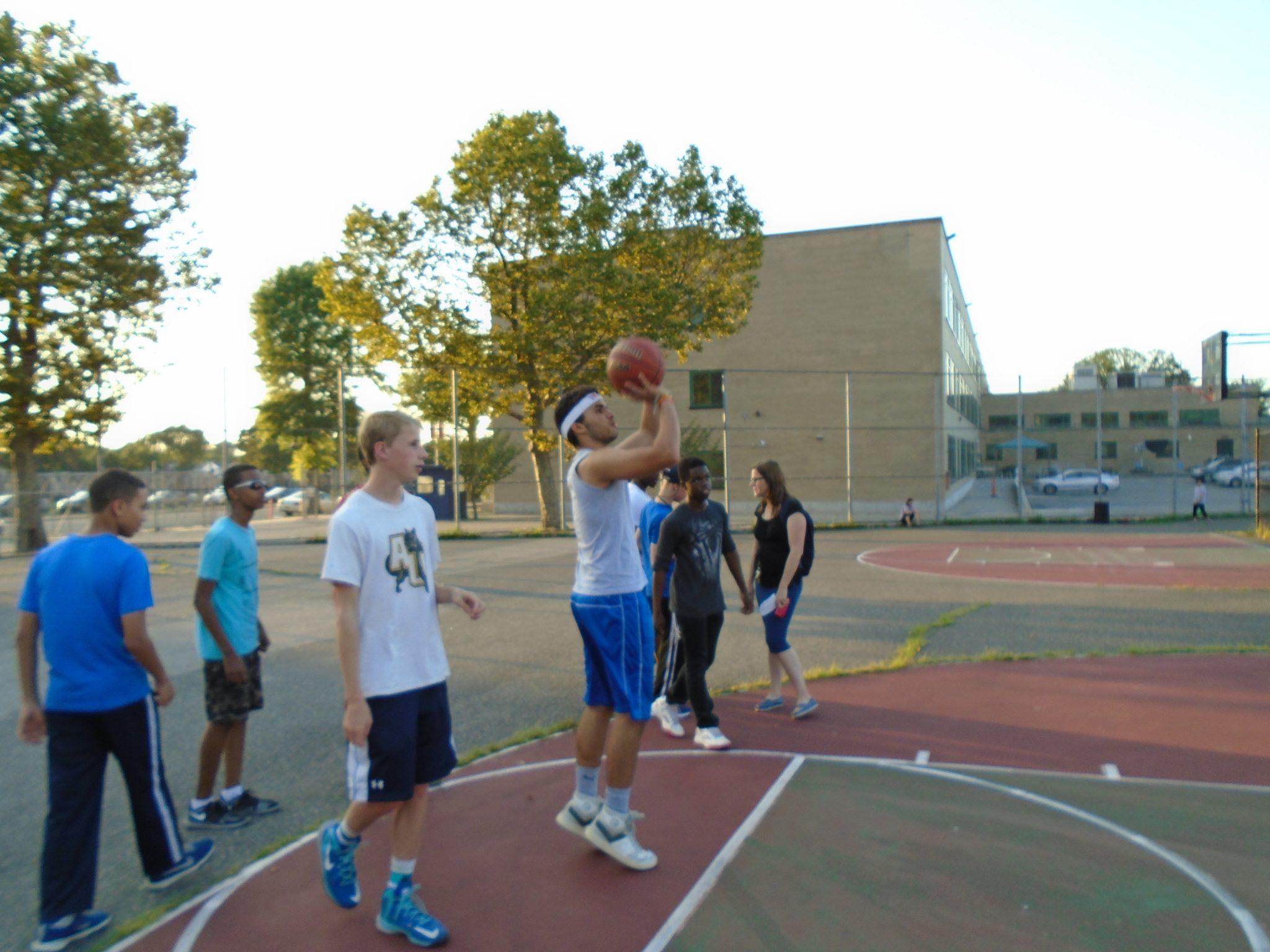 STP Basketball
