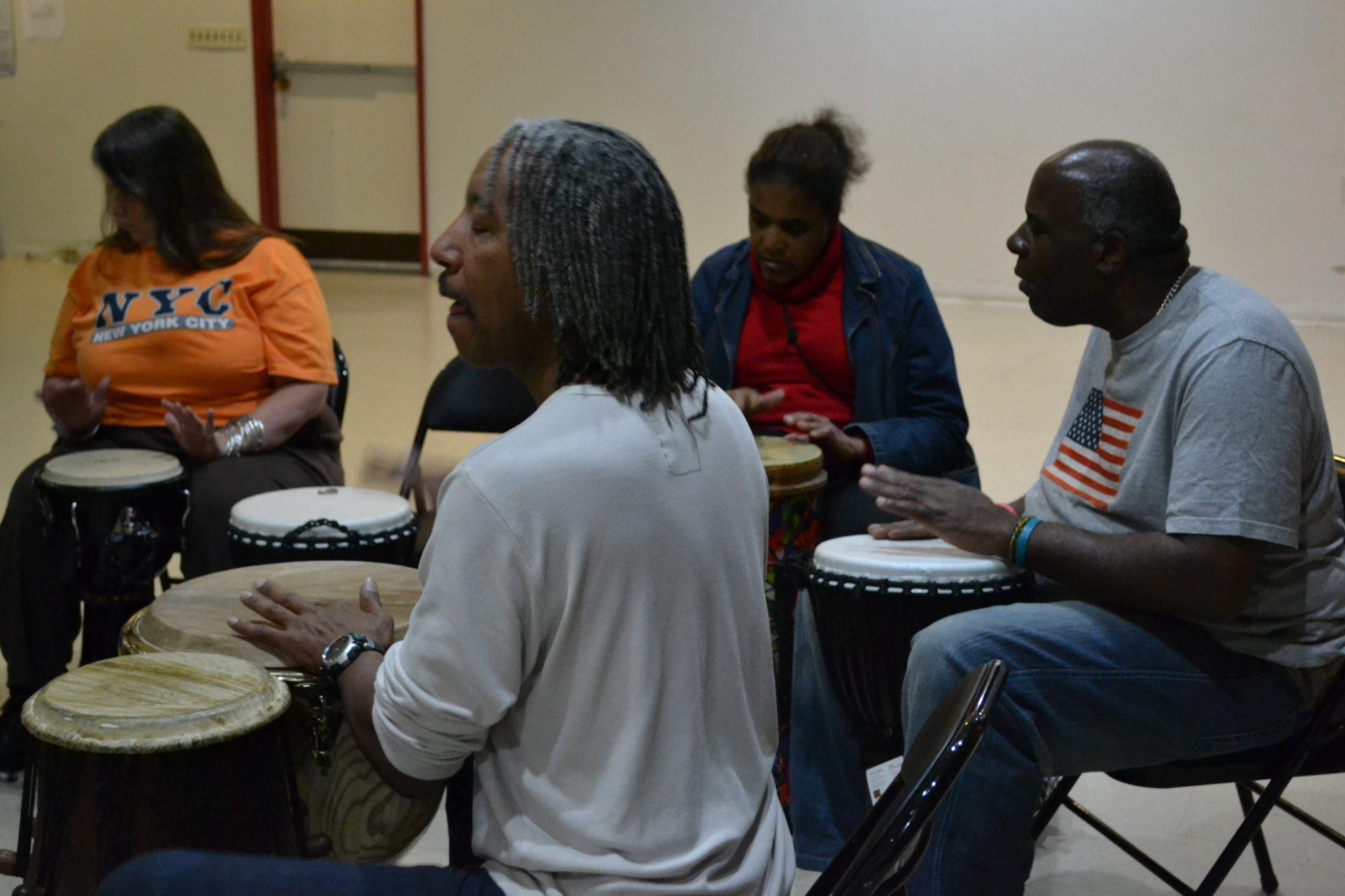 group bongo night