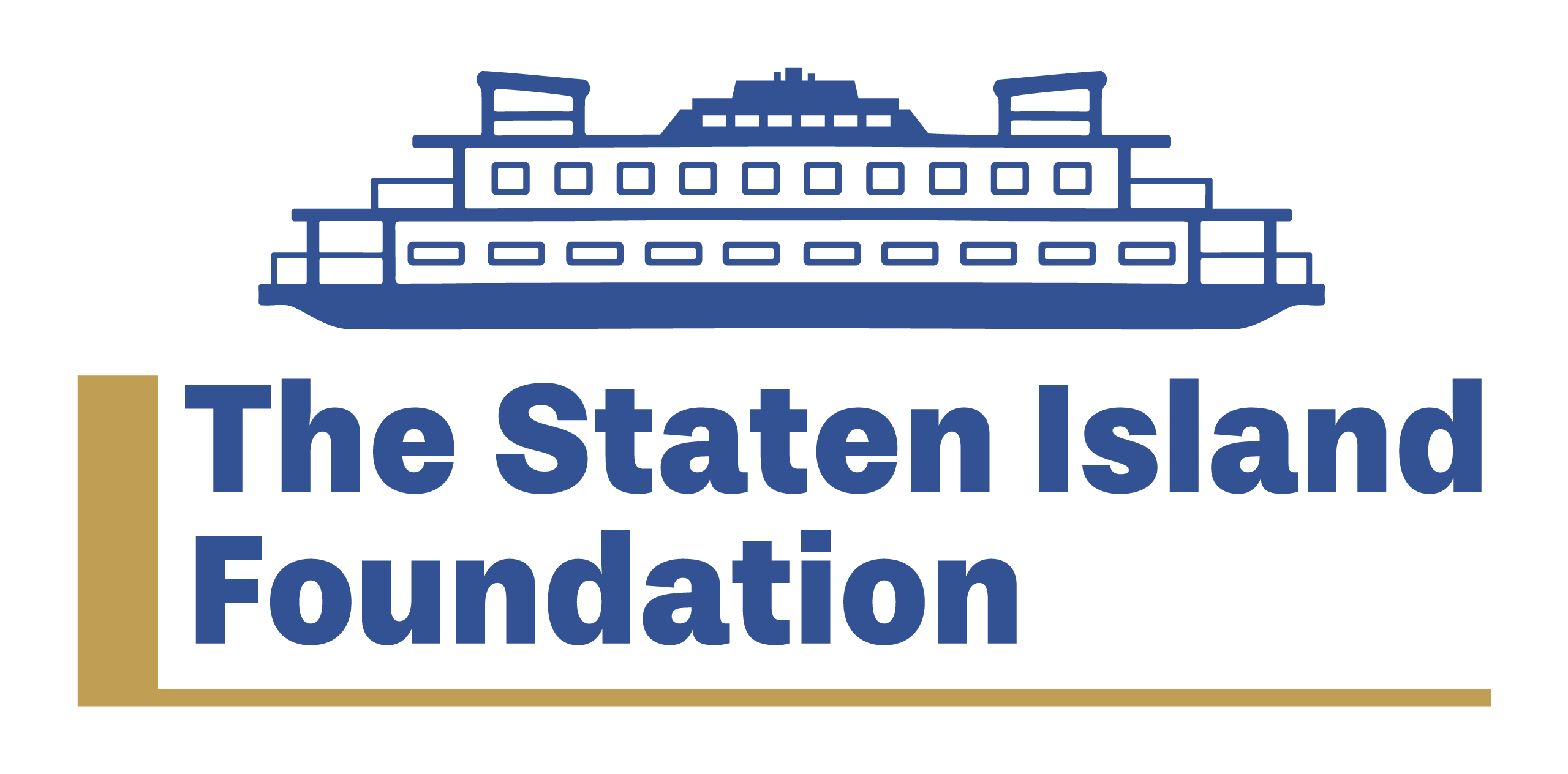 Graphic: Staten Island Foundation Logo