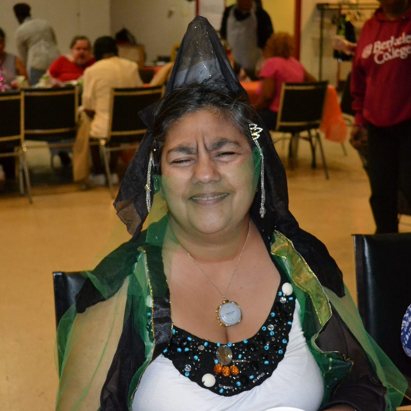 Senior Center - Maria A halloween
