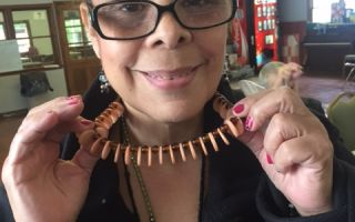 VCB - Nilda Lebron in Arts _ Crafts